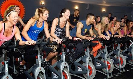 JoyRide Indoor Cycling Studio