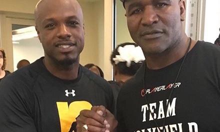 World Class Boxing with Coach Elgin