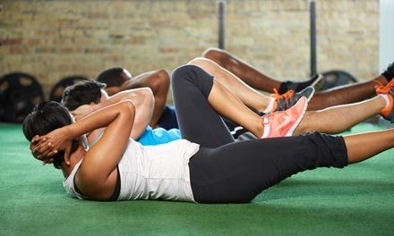 Total Body Boot Camp
