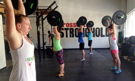 CrossFit Stronghold