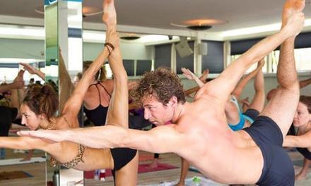 Hot Yoga Charlottesville