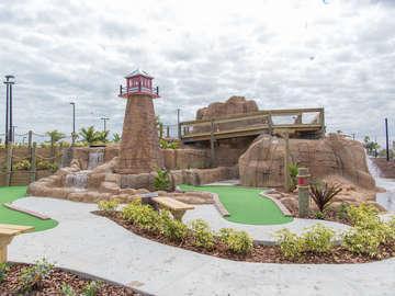 Lighthouse Cove Mini Golf