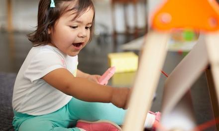 Tiny Treasures Indoor Play Cafe
