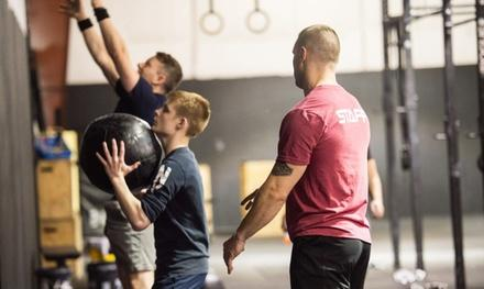 Crossfit Tactical Strength