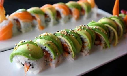 Wasabi Sushi Bar St Charles