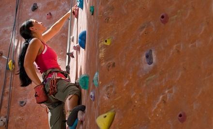 Dyno-Rock Indoor Climbing Center