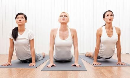 New Day Yoga Studio