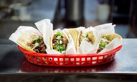 Street King Tacos Food Truck & Catering
