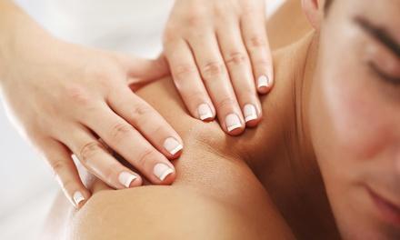 Relaxing Hands Massage