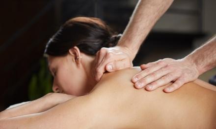 Victor Hawkins Massage Wellness
