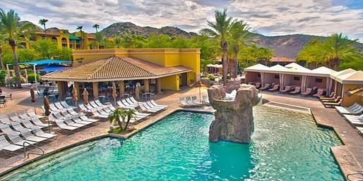 Tocaloma Spa && Salon at the Pointe Hilton Tapatio Cliffs Resort
