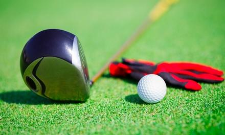 Play Golf and Tennis