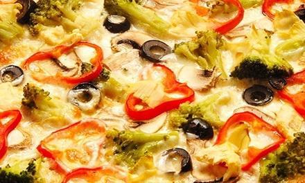 G's Famous Pizza & Tahini Express