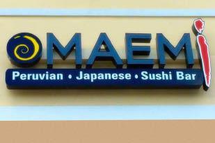 Maemi Peruvian Japanese Restaurant and Sushi Bar