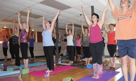 bCalm Power Yoga