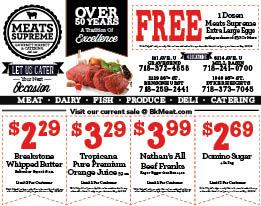 Meats Supreme Gourmet Market & Catering