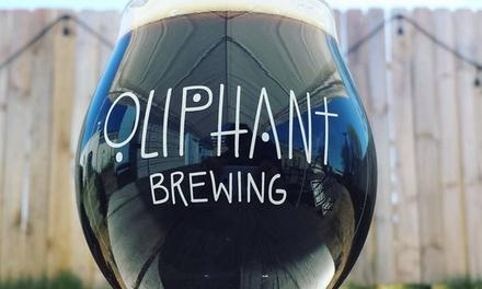 Oliphant Brewing