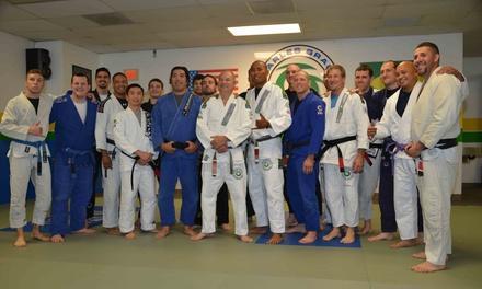 Bruddas Brazilian Jiu-Jitsu