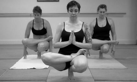 Bikram Yoga Northampton