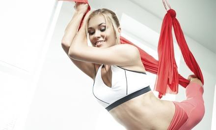 Silk Siren Aerial Yoga