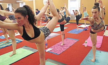 Bikram Yoga Arlington/Supernova Yoga