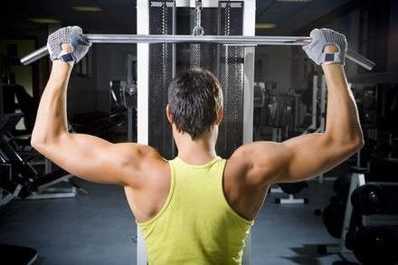 Peak Fitness Jax
