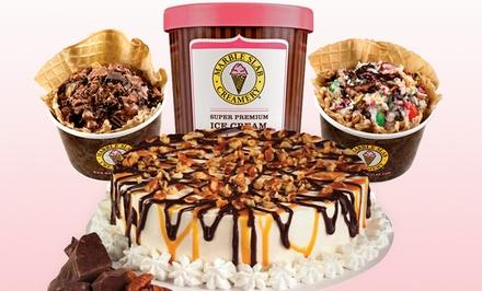 Marble Slab - Rolling Oaks Mall