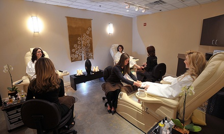Toppers Spa/Salon