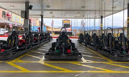 Rockin' Raceway Go Karts and Arcade