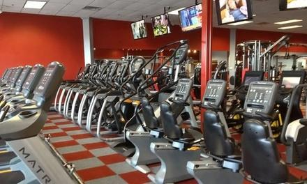 Workout Anytime Lexington KY