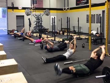 Build Up CrossFit