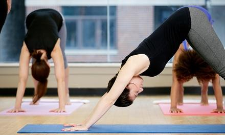 Sanctuary Yoga and Mindfulness