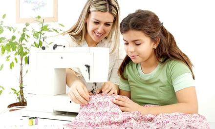 Creative Sewing Lessons