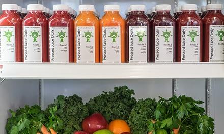 Pressed Juice Daily