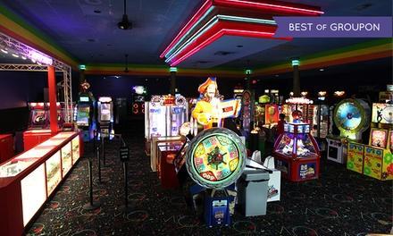 Putt-Putt Fun Center or Alley Cats Entertainment Center