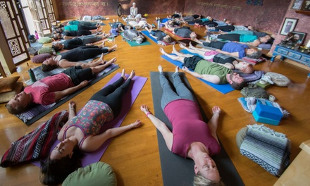 Samadhi Center for Yoga & Meditation