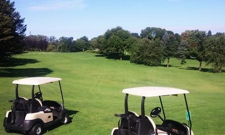 Roseville Cedarholm Golf Course