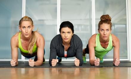 Fit Chicks Boot Camp