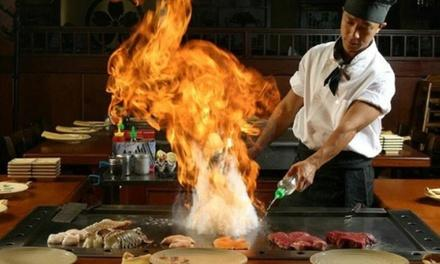 Osaka Japanese Steakhouse