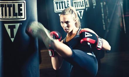 TITLE Boxing Club Jupiter