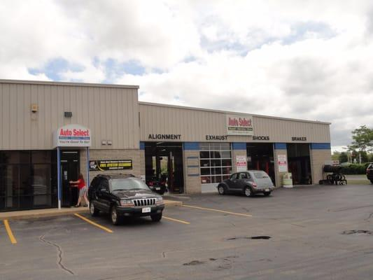 Auto Select Appleton East