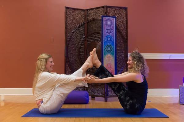 Hopelandic Yoga