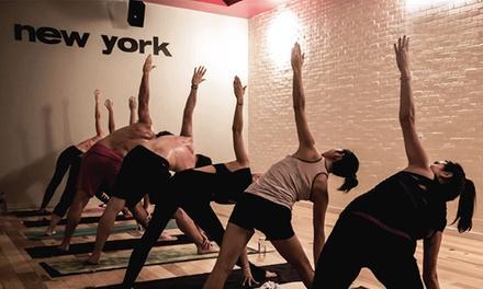 sweat yoga