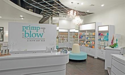 Primp and Blow: A Blow Dry Bar