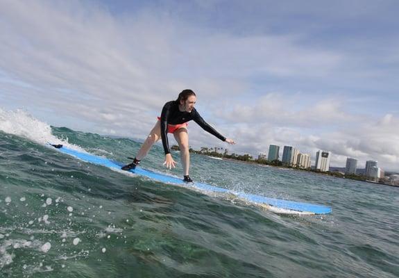 Alysha Surf School