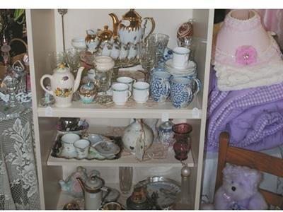 The Rose Garden Tea Room