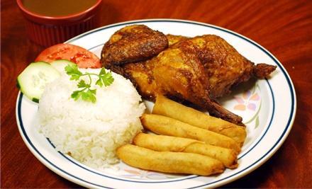 Savory Fried Chicken