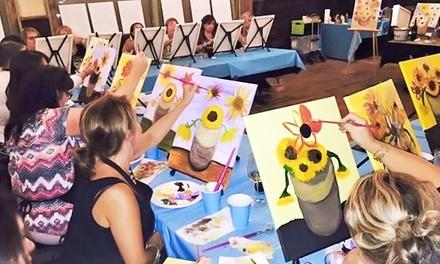 Artist at Heart Paint Party