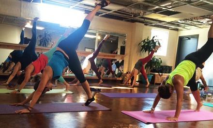 Let It Be Yoga