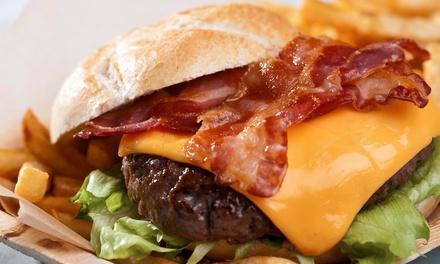 Lov-A Burger Grill & Cafe